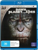 Dawn of the Planet of the Apes (3D Blu-ray/Blu-ray/UV) - Andy Serkis