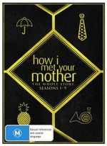 How I Met Your Mother : Season 1-9 28 Disc - Jason Segel