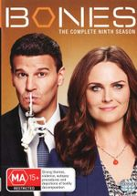 Bones : Season 9 - Emily Deschanel