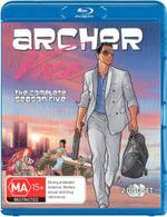 Archer Vice : Season 5 - Chi Duong