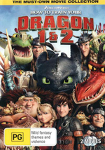 How to Train your Dragon / How to Train your Dragon 2 - Jay Baruchel