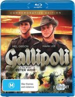 Gallipoli (Commemorative Edition) - Mark Lee