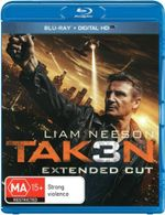 Taken 3 (Extended Cut) (Blu-ray/Digital HD) - Maggie Grace