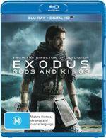 Exodus : Gods and Kings (Blu-ray / UV) - Ben Mendelsohn