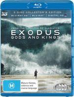 Exodus : Gods and Kings (3D Blu-ray/Blu-ray/UV) - Ben Mendelsohn