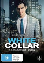 White Collar : Season 6 - Matt Bomer