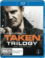 Taken Trilogy (Taken / Taken 2 / Taken 3) - Maggie Grace