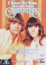 Close To You : Remembering The Carpenters - Richard Carpenter