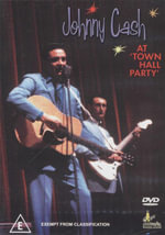 Johnny Cash : At Town Hall Party - Johnny Cash