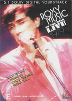 Roxy Music On The Road : Live 1979 - Byran Ferry