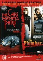 The Cars That Ate Paris / The Plumber : A Classic Double Feature - Candy Raymond