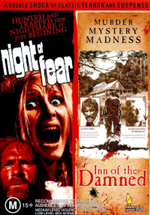 Night of Fear / Inn of the Damned : A Double Shock Of Classic Terror And Suspense - Michael Craig