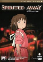 Spirited Away (2 Disc)