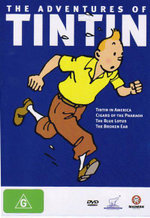 The Adventures of Tintin : Volume 1