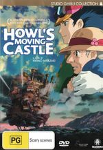 Howl's Moving Castle (Special Edition - Studio Ghibli Collection) - Jean Simmons