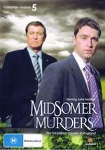 Midsomer Murders : Complete Season 5