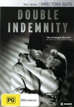 Double Indemnity - Fred MacMurray