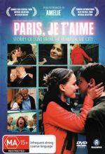 Paris, Je T'aime - Fanny Ardent