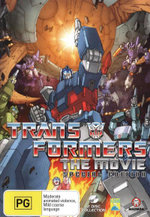 Transformers : The Animated Movie (Special Edition) - Lional Stander