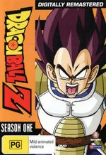 Dragon Ball Z : Season 1 - Digitally Remastered - Joji Yanami