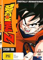 Dragon Ball Z : Remastered Uncut Season 2
