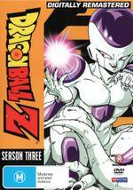 Dragon Ball Z : Remastered Uncut Season 3