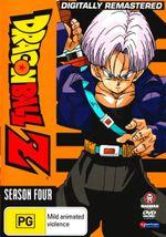 Dragon Ball Z : Remastered Uncut Season 4