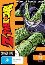 Dragon Ball Z : Remastered Uncut Season 5