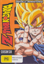 Dragon Ball Z : Remastered Uncut Season 6