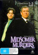 Midsomer Murders : Complete Seasons 1 - 3 - Daniel Casey