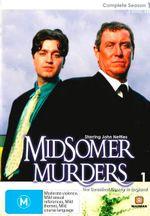 Midsomer Murders : Complete Season 1 - Daniel Casey