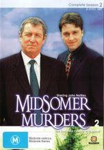Midsomer Murders : Complete Season 2