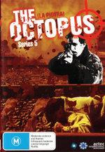 The Octopus : Series 5 (La Piovra) - Vittorio Mezzogiorno