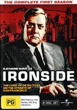 Ironside : Season 1 (Fatpack) - Raymond Burr