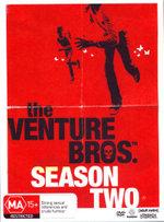 The Venture Bros. : Season 2 - Chris McCulloch