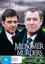 Midsomer Murders : Season 10 - Part 2 - Jane Wymark