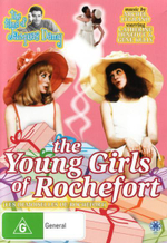 The Young Girls of Rochefort - Francoise Dorleac