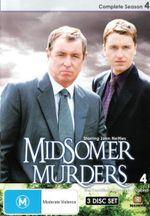 Midsomer Murders : Complete Season 4 - Daniel Casey
