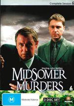 Midsomer Murders : Complete Season 6 - Daniel Casey