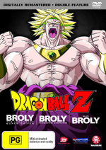 Dragon Ball Z : Remastered Movie Collection Uncut - Volume 5
