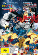 Transformers Japan : Generation One - The Complete Collection