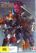 Beast Wars : Transformers - The Complete Collection