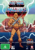He-Man and the Masters of the Universe : Complete Collection - Lou Scheimer