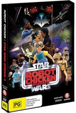 Robot Chicken Star Wars : Episode II - Bob Bergen
