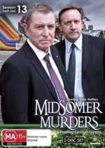 Midsomer Murders : Season 13 - Part 1 - Jane Wymark