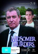 Midsomer Murders : Seasons 7 - 9 - John Nettles