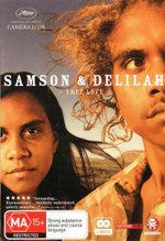 Samson and Delilah - Marissa Gibson
