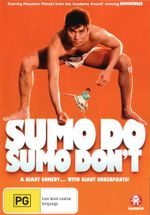 Sumo Do, Sumo Don't - Masahiro Motoki