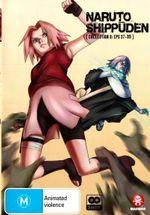 Naruto Shippuden : Collection 3 - Episodes 27 to 39 - Junko Takeuchi
