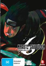 Naruto Shippuden : Collection 06 (Eps 66-77)